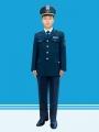 标志服|行政执法服 TU-LG-008